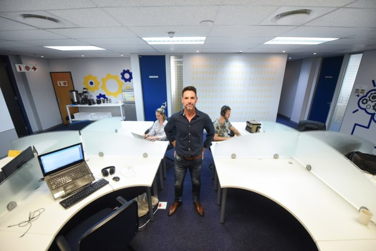 New Shared Office Space Opens