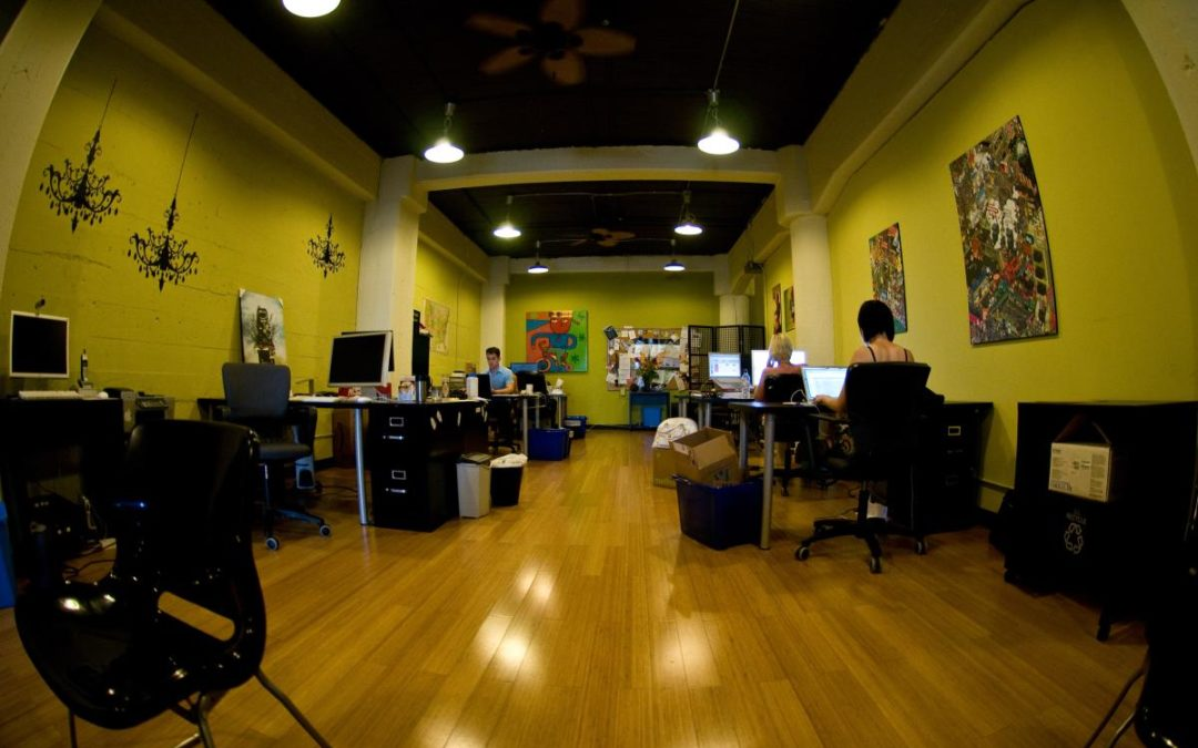 What is Coworking & Coworking Space