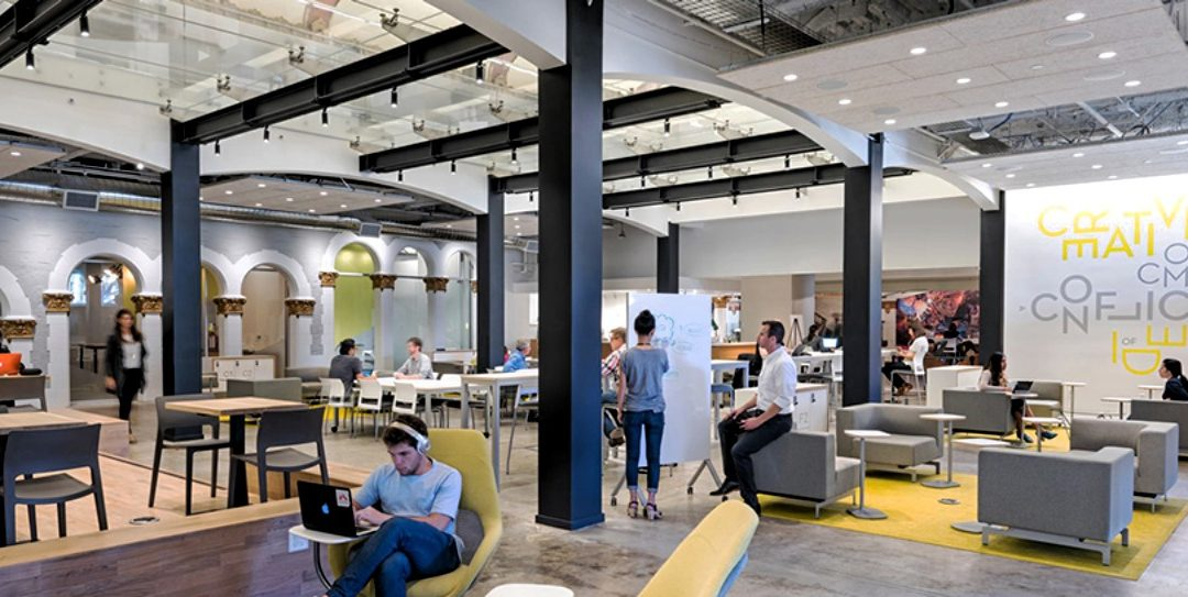 The Popularity Of Hot Desking