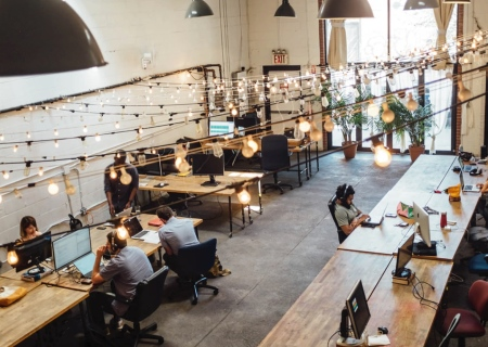 What is a Fully Serviced Office?