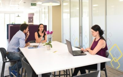 Hot-desking is a viable solution